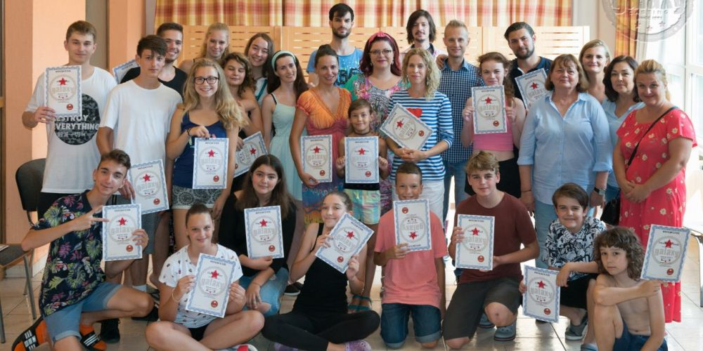 Letný herecký kurz 2017 – Belušské Slatiny