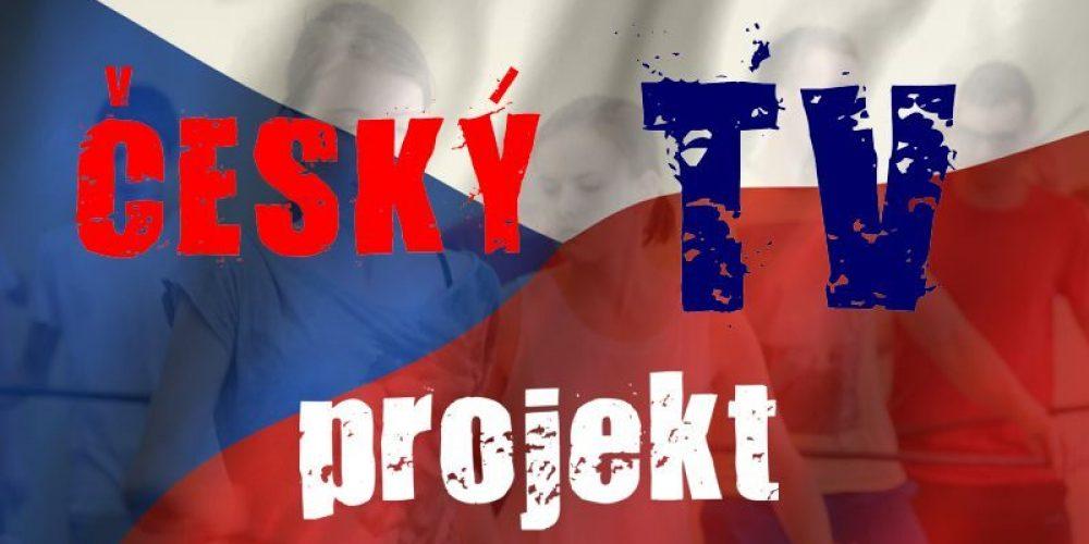 Český TV projekt – casting